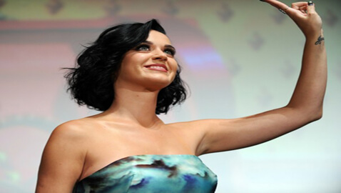 Katy Perry is Billboard Woman of the Year
