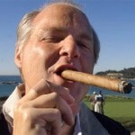 Rush Limbaugh Blames Shrinking Penises on Feminazis