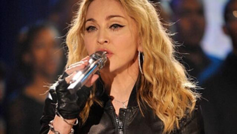 "Madonna Refers to Obama as ""Black Muslim,"" then Backtracks"