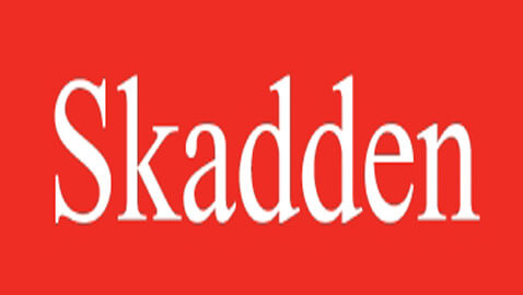 Skadden Arps Tops as Merger Advisor in 2012