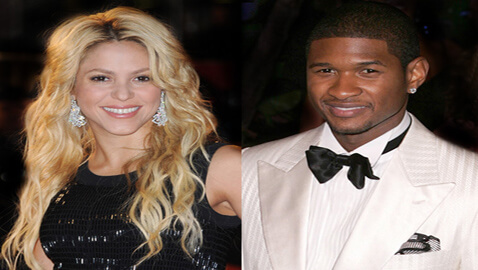 "Usher and Shakira to be the New Judges on ""The Voice"""