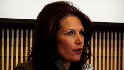 Michele Bachmann Visits Chicago Synagogue