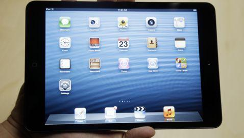 Apple Unveils iPad Mini