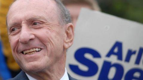 Arlen Specter Dies at 82