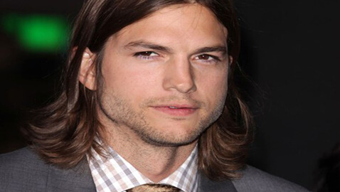 Kutcher Highest-Paid TV Actor on Forbes