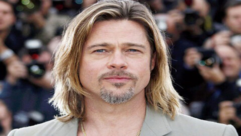 "Brad Pitt Calls U.S. ""War on Drugs"" a Charade"