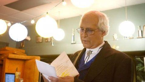 Chevy Chase Uses N-Word on Set of Community