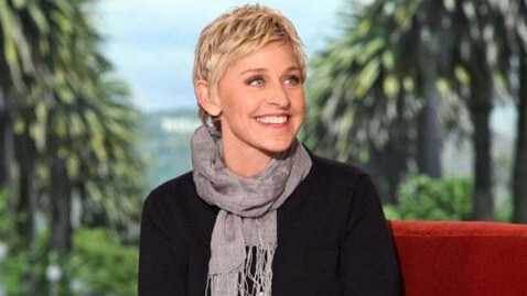 DeGeneres Wins Mark Twain Prize for American Humor