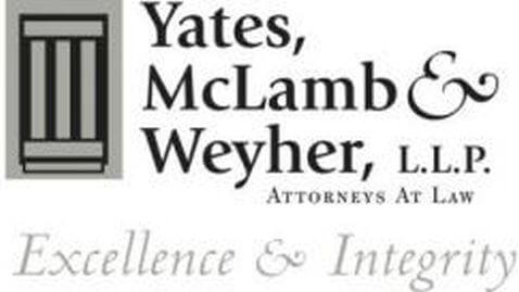 Yates, McLamb & Weyher Has Seven Partners Listed as Top Lawyers