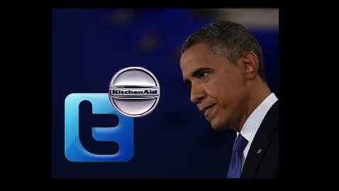 KitchenAid MisTweets an Offensive Joke About Obama's Deceased Grandma