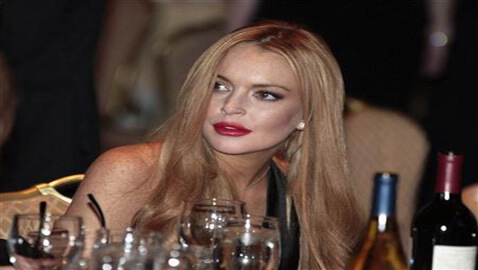 Lindsay's Downward Spiral – IRS Seizes All Bank Accounts of Lohan