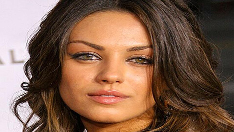 "Mila Kunis Named ""Sexiest Woman Alive"" by Esquire Magazine"