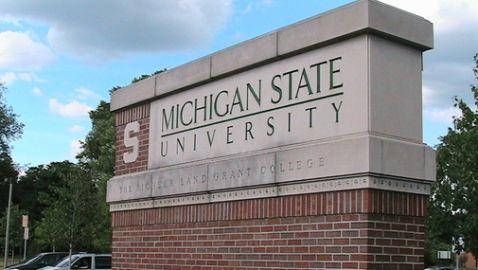 Professor Runs Naked at Michigan State University