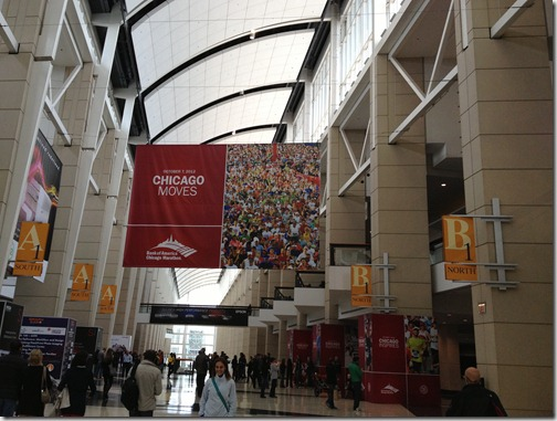 Chicago Marathon Expo