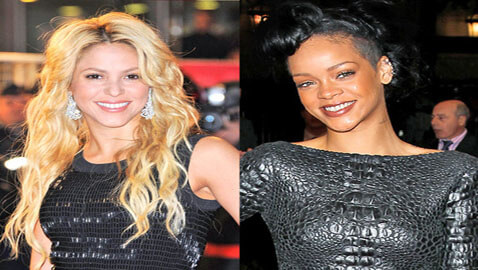 Amnesty Asks Rihanna, Shakira to Care for Human Rights