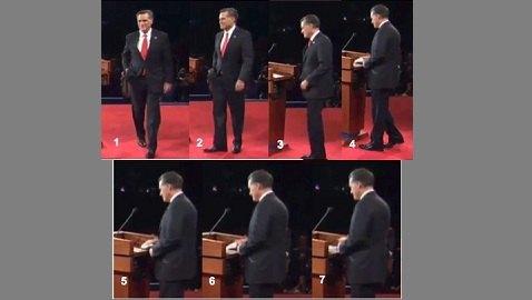 Romney's Debate Night Cheat Sheet