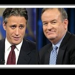 Jon Stewart and Bill O'Reilly Stage Their Own Political Debate