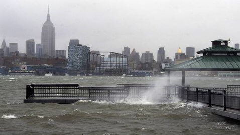 50 Dead So Far From Sandy
