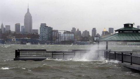 50 Dead So Far From Sandy