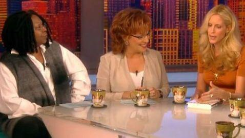 Ann Coulter Bombarded by Whoopi on 'The View'