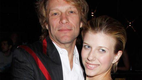 Bon Jovi's Daughter Overdoses on Heroin; Charges Dropped