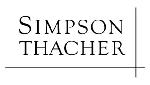law firm new, Simpson Thacher