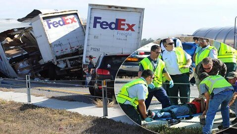 Mass Car Crash in Texas Leaves 2 Dead
