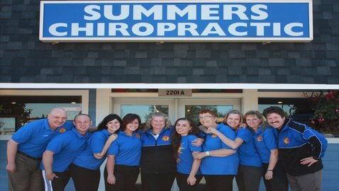 Founder of Summers Chiropractic and Massage License Suspended