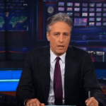 Jon Stewart Attacks NRA
