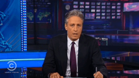 Jon Stewart Attacks NRA