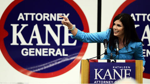 Kathleen Kane Makes History: Elected to Pa. Attorney General's Post