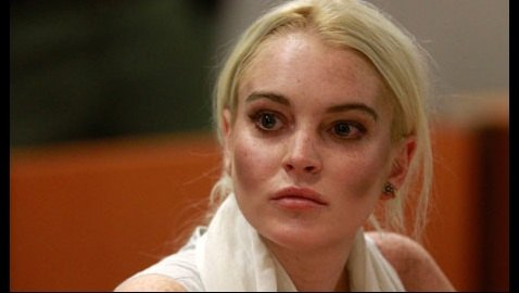 Probation for Lindsay Lohan Revoked