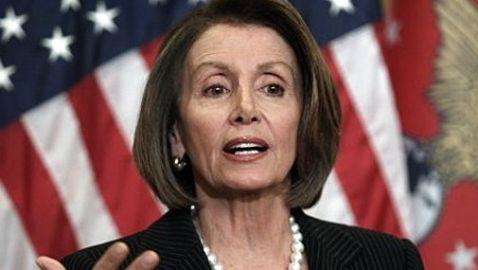 Nancy Pelosi Urges Obama to Use 14th Amendment Option
