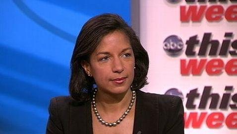 Letter from House Republicans Criticizes Susan Rice