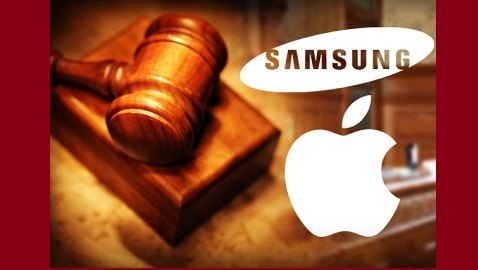 Apple's Award against Samsung Cut Almost to Half
