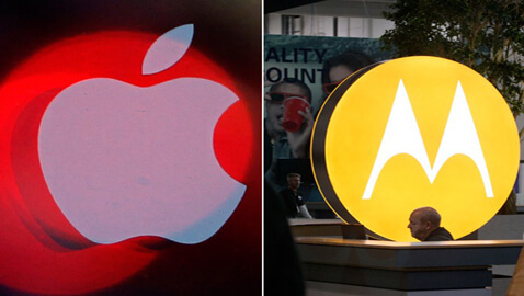 Apple's Lawsuit against Motorola Dismissed Hours before Trial