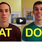 VIDEO: Cat Friend Versus Dog Friend