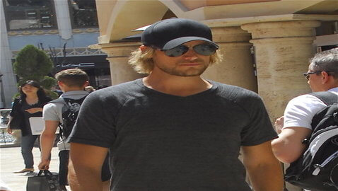 Gabriel Aubry Arrested