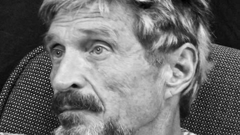 John McAfee, Founder of McAfee Antivirus, On the Run in Belize