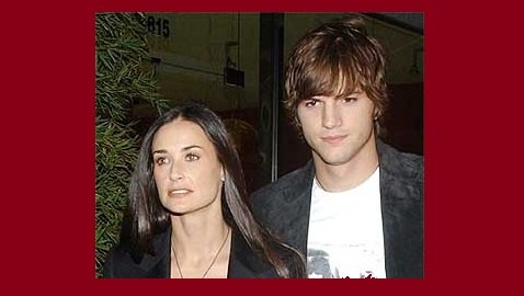 Ashton Kutcher and Demi Moore Aren't Filing for Divorce or Disputing Money