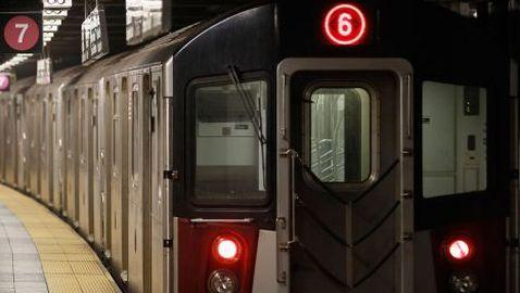 Man Pushed to Death in New York Subway