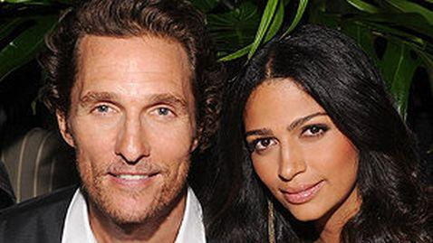Matthew McConaughey Welcomes Second Boy, Livingston, to Family