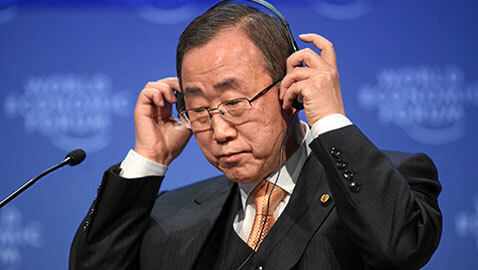 U.N. Chief Speaks Out Against Homophobia Across the World