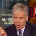 "David Gregory Under Investigation for Displaying Gun Magazine on ""Meet The Press"""