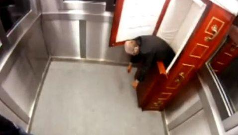 Elevator Pranks Go Viral