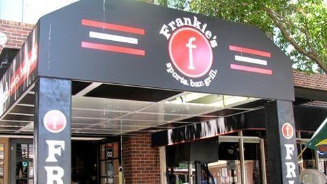 Frankie's Sports Bar & Grill Welcomes Marijuana Smokers