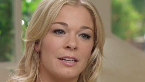 "LeAnn Rimes: ""I Was Not Drunk on X-Factor"""