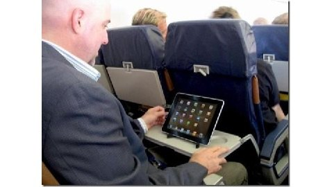 airplane ipad