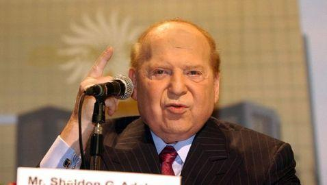 Sheldon Adelson Donated $150 Million to Republican Groups