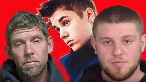 "Bieber Saved from the ""Snip, Snip"" Men!"